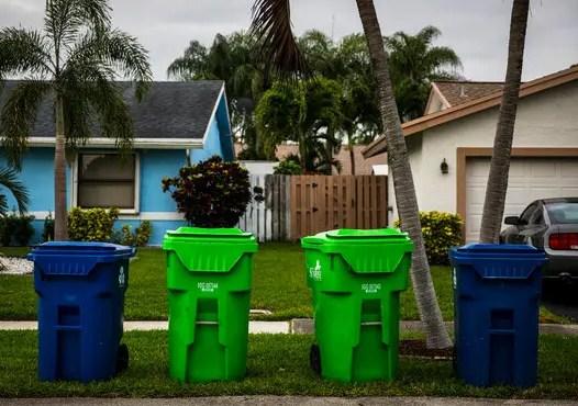 Расчет вывоза мусора в многоквартирном доме